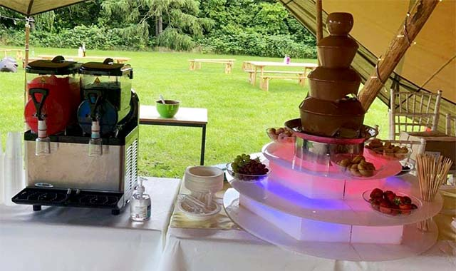 Fun party food - catering